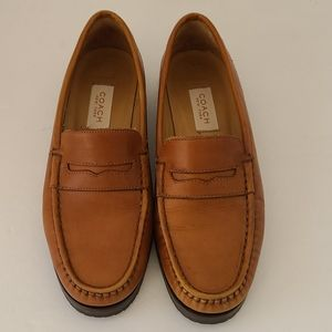 Coach Penney loafers